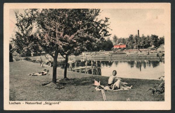 < 1950 natuurbad Stijgoord